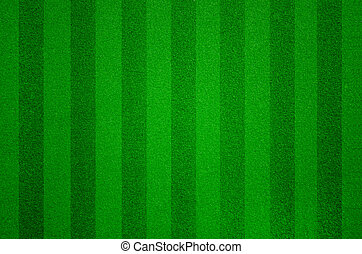 Artificial green grass field  - Artificial green grass field
