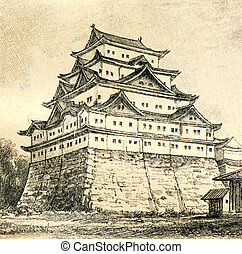Castle in Nagoya
