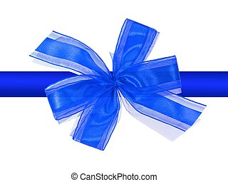 Gift Wrapping - Christmas gift wrapping isolated against a...