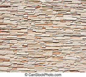 Modern brick wall background