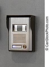 Video intercom - Exterior box for home video intercom...
