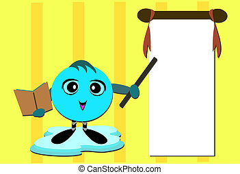 Message Dot Teaching Class - This messenger is using a...