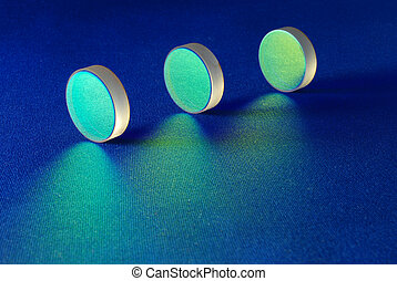 laser mirrors line - these optical components are for laser...