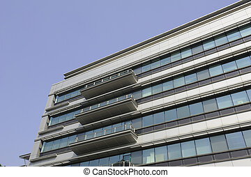 Moder Office Building