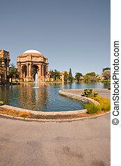 Pond Palace of Fine Arts