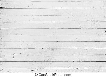Black and white backround of weathered painted wooden plank