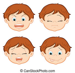 expressions of the face 2