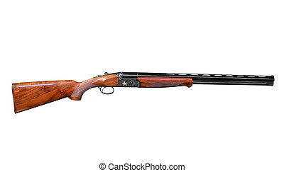 caza, escopeta