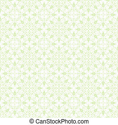 Floral patten - Beautiful and classic floral pattern on...