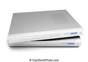 Blu ray devices - Two generic bluray / DVD devices. 3D...