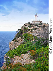 Formentor LightHouse - Cape Formentor lighthouse in Majorca...