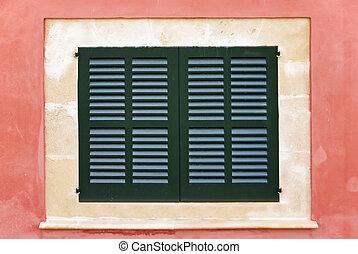 Mediterranean Style Window