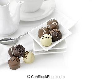 chocolate, bala doce