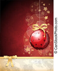 Christmas elegant background