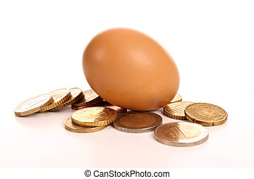 Expensive eggs