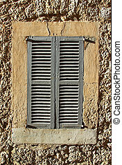 Mediterranean Rural Window