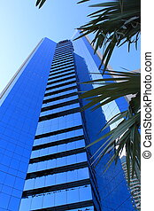 Exquisite High Rise View, Miami - Miami high rise building...
