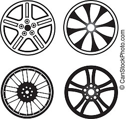 Wheels set of 4
