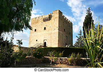 Kolossi castle in Cyprus - Kolossi Castle,strategic...