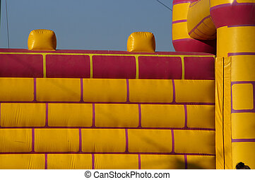 inflatable castle - children inflatable castle for games