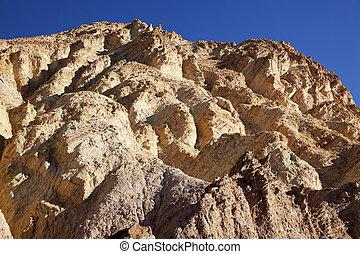 Golden Canyon Death Valley National Park California