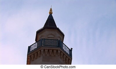 mosque kyiv 8 - Ar-Rahma Mosque ( translated Mercy Mosque) -...