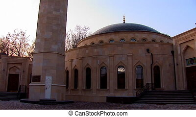 mosque kyiv 9 - Ar-Rahma Mosque translated Mercy Mosque -...
