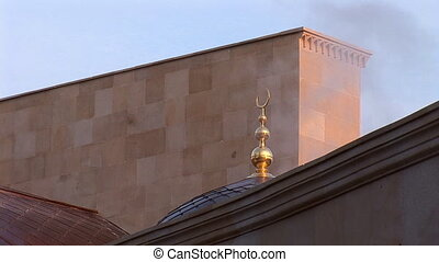 mosque kyiv 5 - Ar-Rahma Mosque ( translated Mercy Mosque) -...
