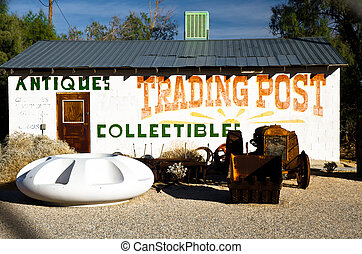 The Old Trading Post