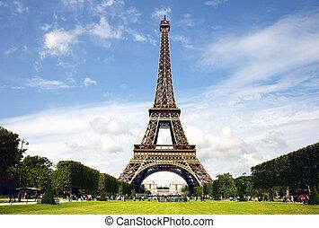 Paris- The Eiffel Tower