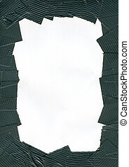 Duct Tape Background Frame