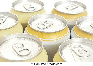 alumina cans - aluminum cans
