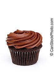 chocolate,  Cupcake