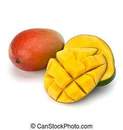 mangue,  fruit