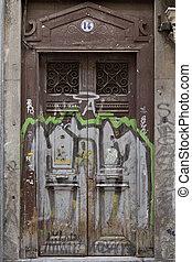 Dirty door