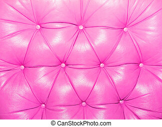 Pink Luxury decorated leather texture for background