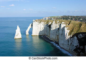 Etretat in France