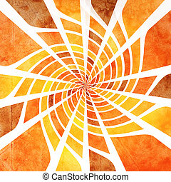 grunge spiderweb