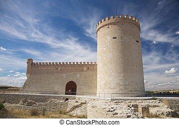 Arevalo castle