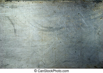 old metal plate - old grunge metal plate steel background