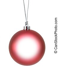 Christmas Time - Christmas ornaments and items shot in...