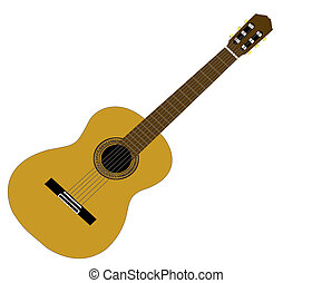 Classical Guitar - classical acoustic guitar