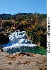 Spanish destination: Lagunas de Ruidera - Spanish...