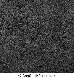 black leather background - fine natural black leather,...