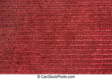 Vinous velveteen fabric, for backgrounds or textures