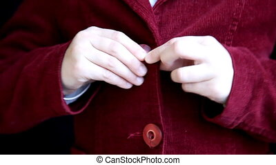 Button - child and toggle