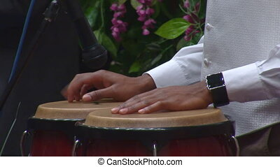 drums hands - playing drums