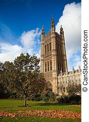 Parliament building - London: Parliament building at the...