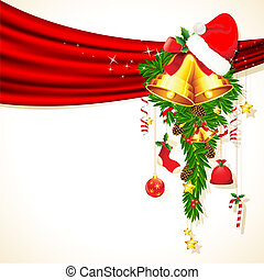 Christmas Decoration - illustration of christmas decoration...