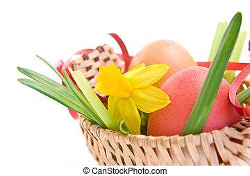Wielkanoc, jaja, ozdoba